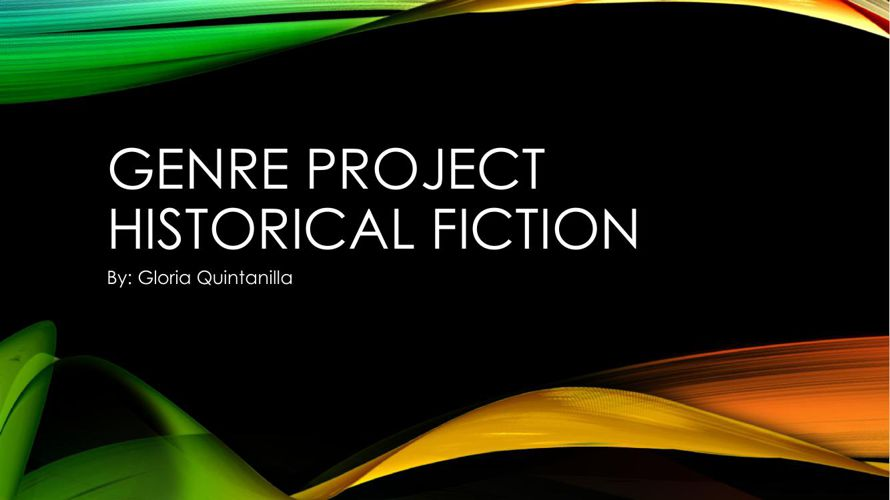 genre project Folk and modern fantasyPDF