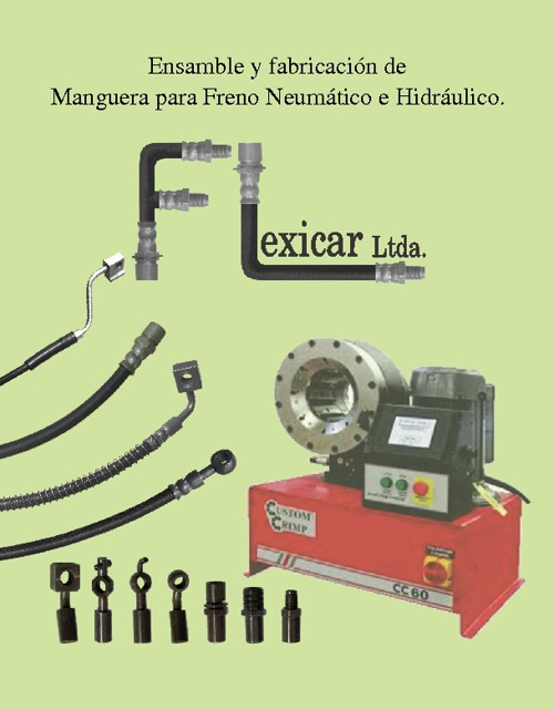 CATALOGO FLEXICAR 2012