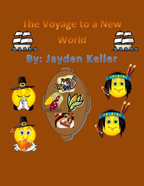 Jayden's Pilgrim Book