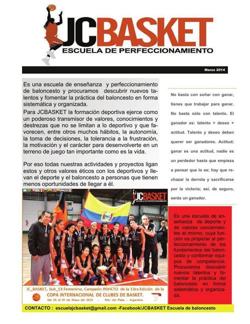 Revista jcbasket