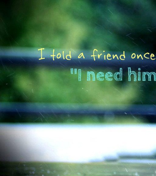 To a good friend (part2)
