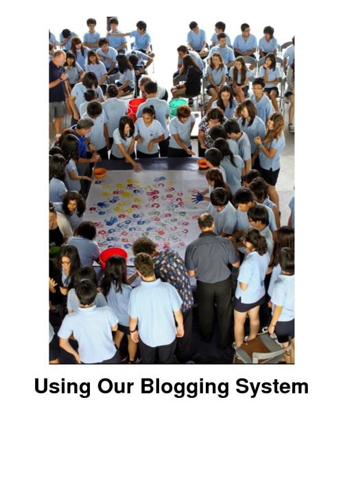 Blogging System Test