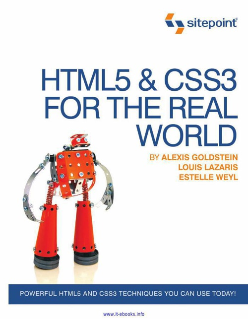HTML5 _ CSS3 for the Real World