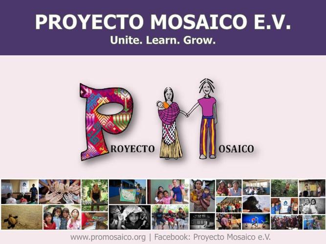 Proyecto Mosaico - Unite. Learn. Grow.