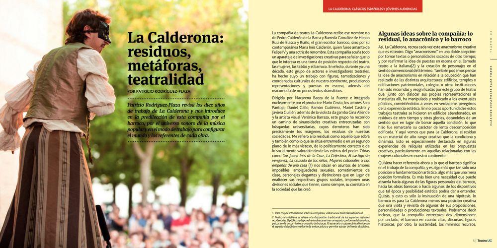 13 La Calderona residuos metaforas teatralidad