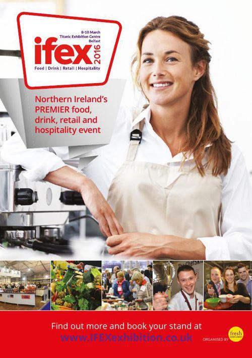 IFEX 2016 - Sales Brochure