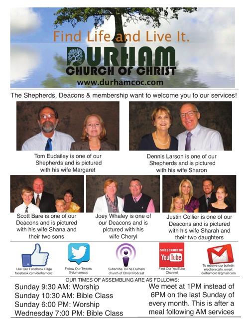 Durham Bulletin 7-28-13