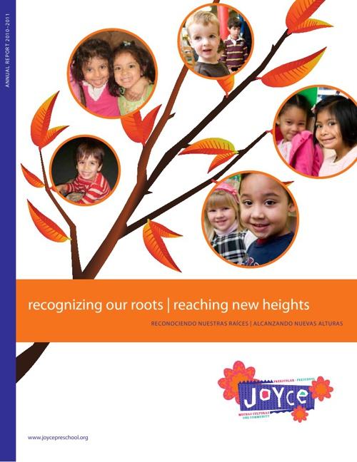 Joyce Preschool - 2010-11 Annual Report