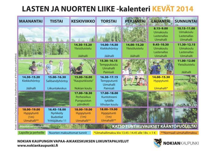 lasten_ja_nuorten_LIIKE_kalenteri_kevät_2014