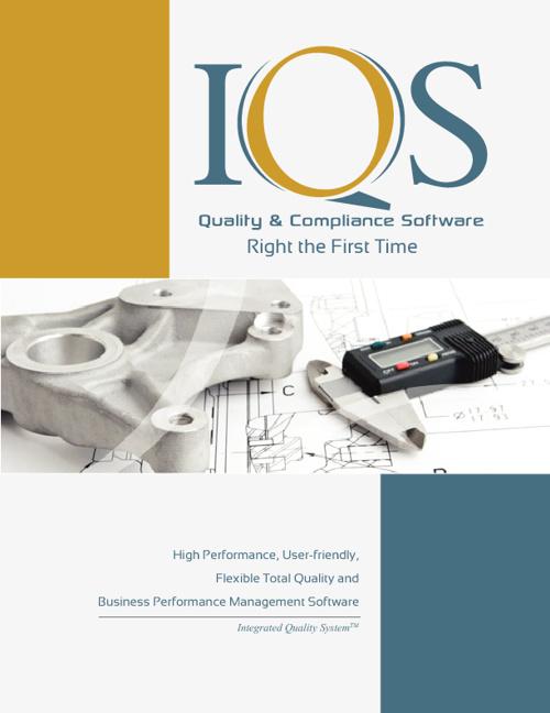 IQS Brochure