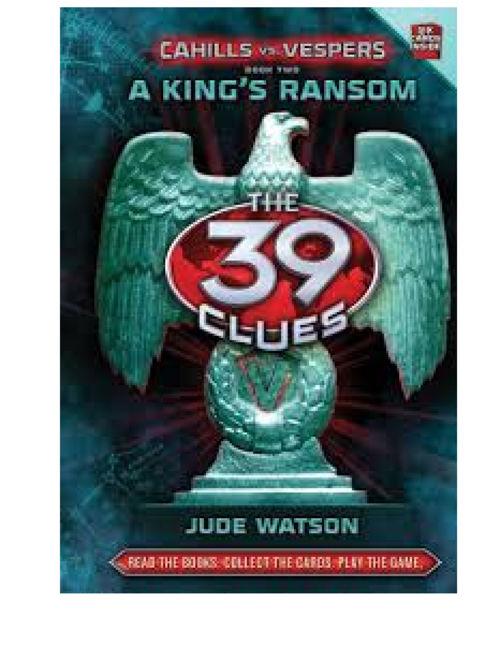 A King's Ransom Cahills VS Vespers