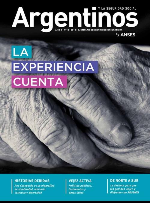 Revista Argentinos N° 10