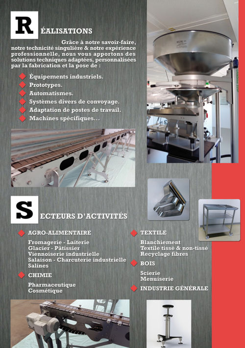 PLAQUETTE DE PRESENTATION EC2M