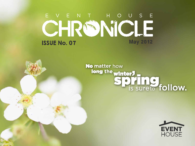 Event House - Chronicle - issue no 07
