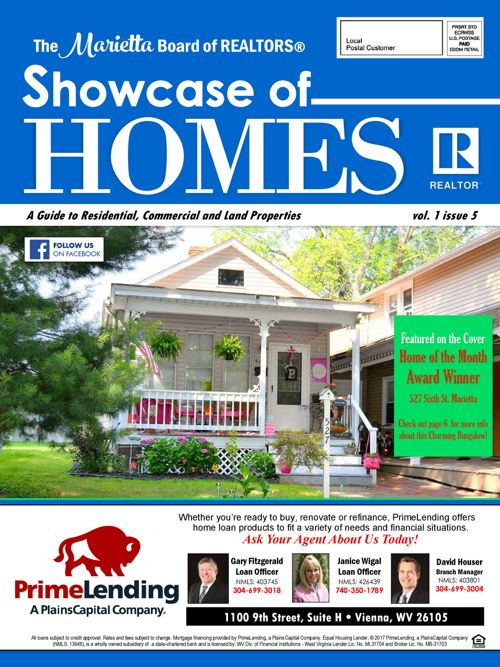 Showcase of Homes Real Estate Magazine
