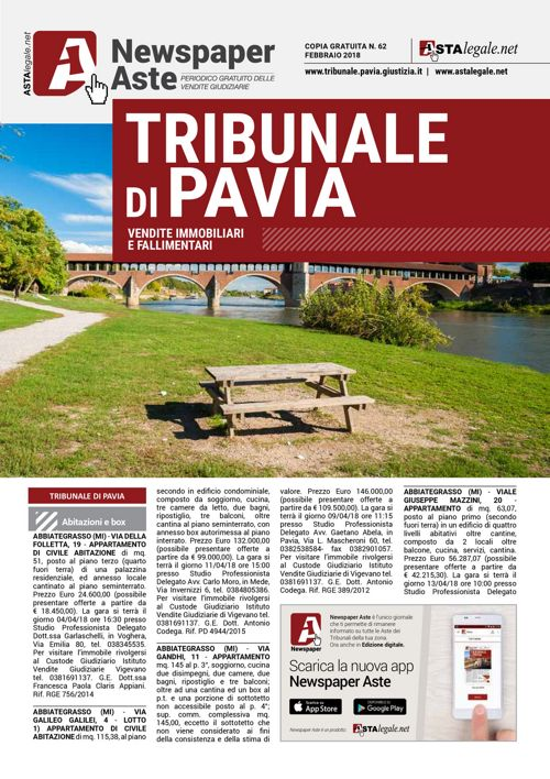Pavia febbraio 2018