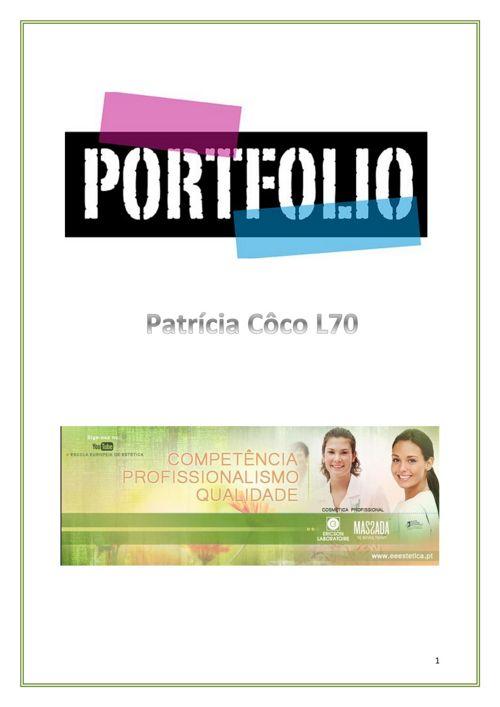 Portfólio Ana Patricia Côco