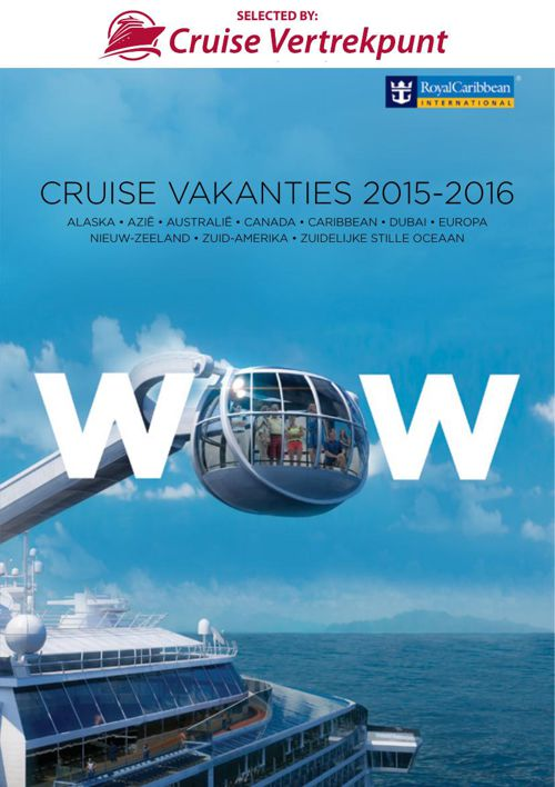 ROYAL CARIBBEAN - CRUISES 2015-2016