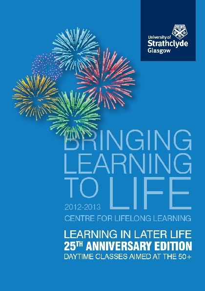 Learning in Later Life Programme