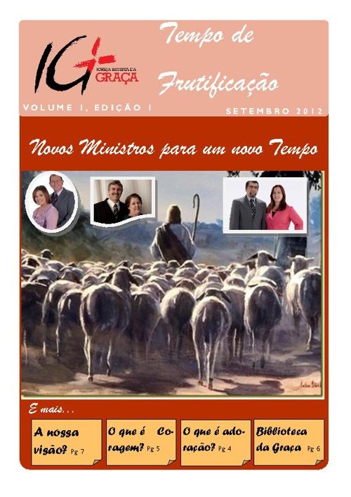 Revista Tempo de Frutificação - número 2