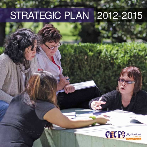 MCWH Strategic Plan 2012 - 2015