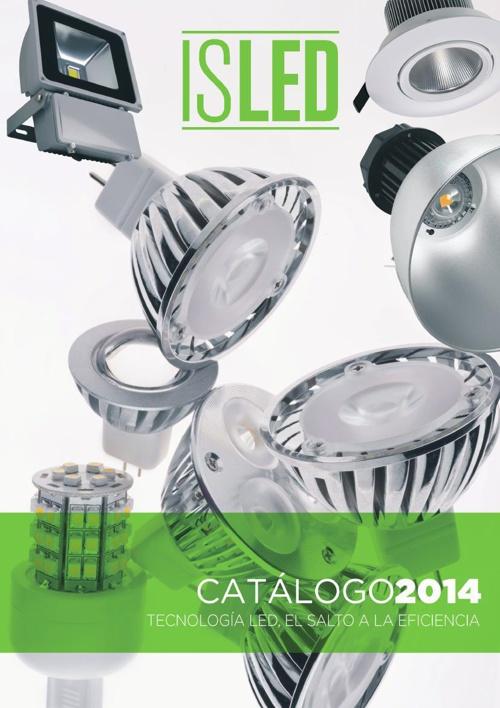 ISLED CATALOGO 2014