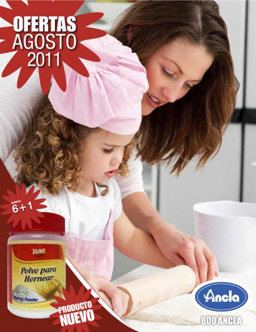 Promociones Agosto 2012