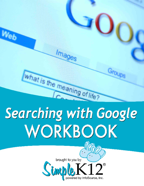 Searching With Google Workbook