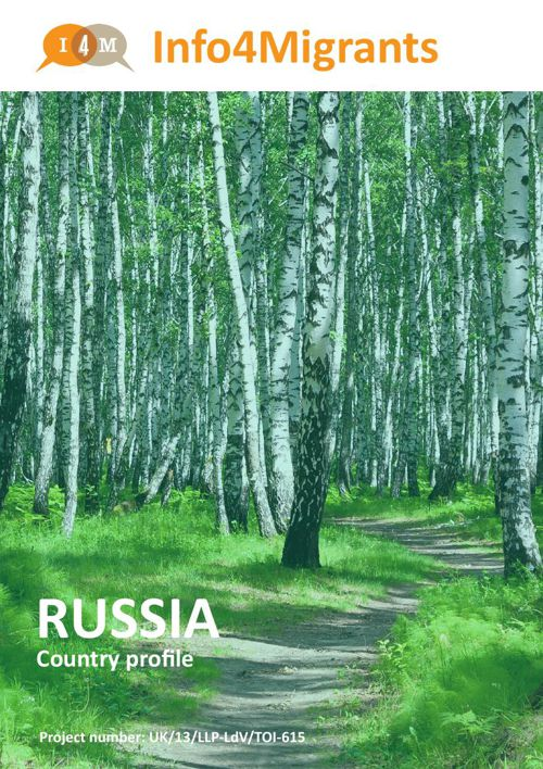 Country profile RUSSIA Learnmera English
