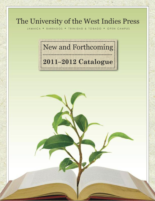UWI Press Catalogue 2011 - 2012
