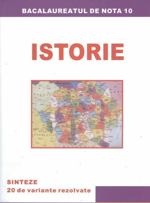 BAC-ISTORIE