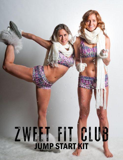Zweet Fit Club Jump Start Kit 2015