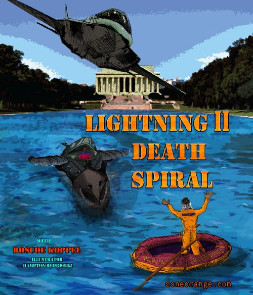 Lightning II Death Spiral