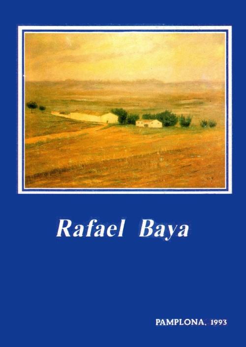 Exposición Rafael Baya 1993 Retablo Arte
