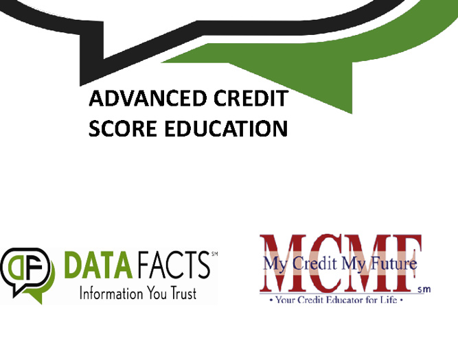Advanced Credit Score Training