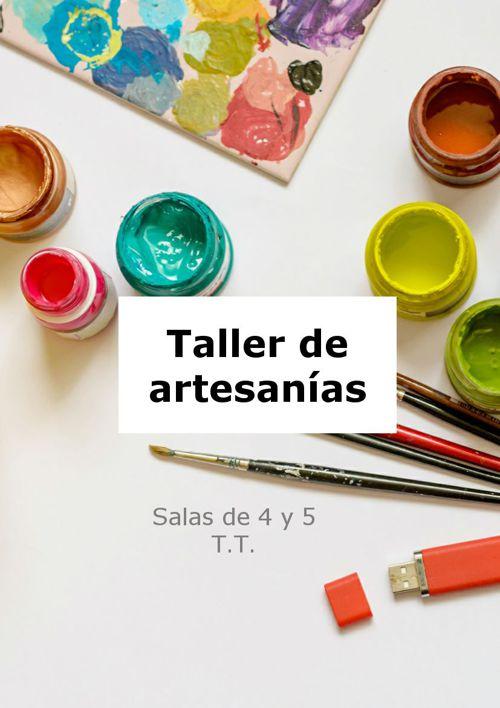 Taller de Artesanía