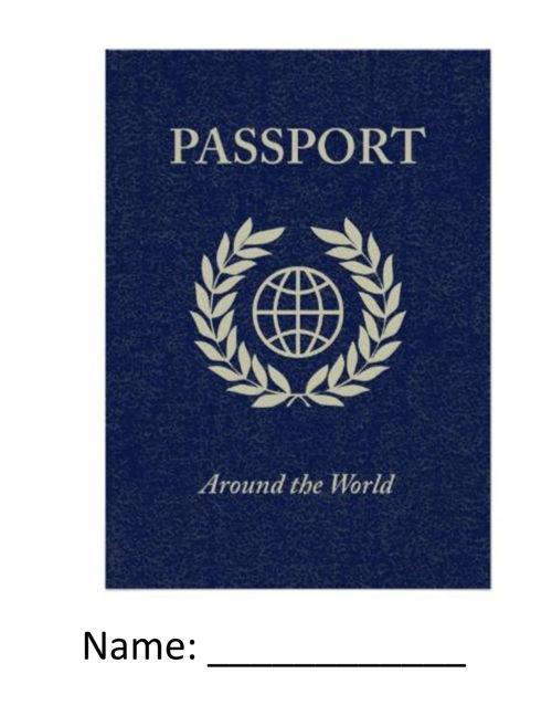 Passport Kfar Noar