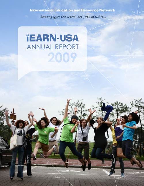 iEARN-USA Annual Report 2009