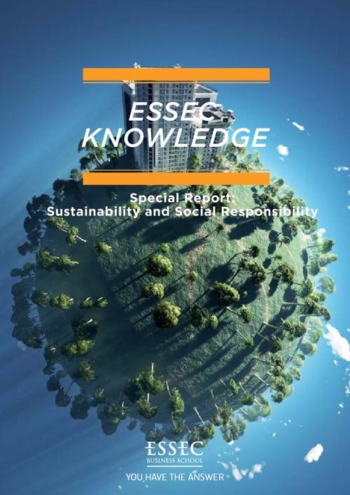 ESSEC Knowledge and CSR