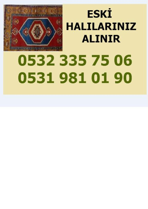 Beykoz Akbaba halı alanlar 0532 335 75 06 eski halı alan yerler
