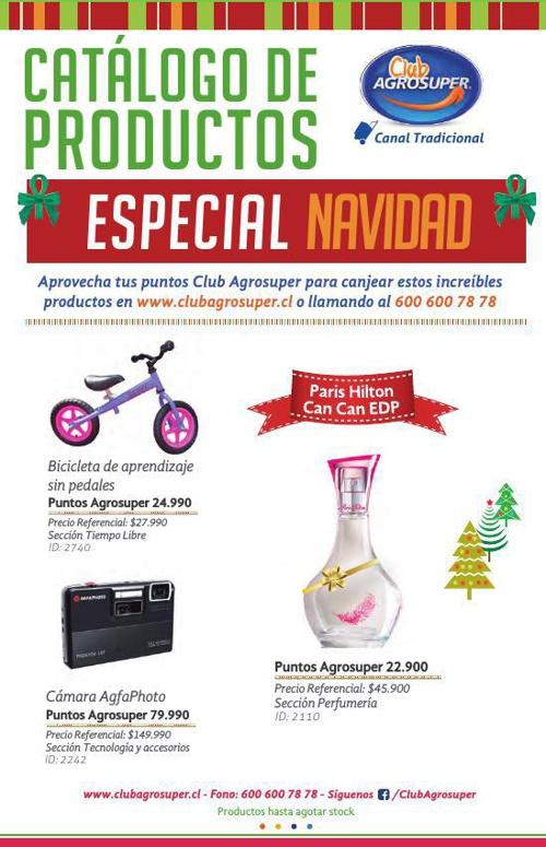 Catalogo navidad Club agrosuper CT 2014