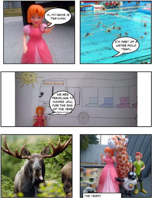 Tara's Comic