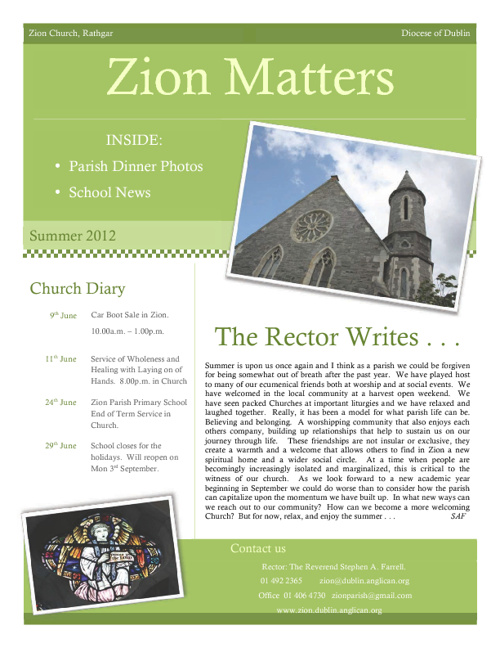 Zion testing