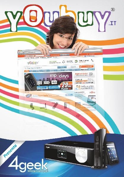 Catalogo youbuy 2012