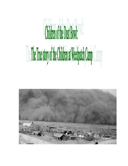 Children of the Dust Bowl: The True Story of Weedpatch Camp