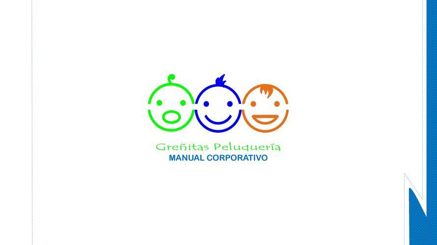 Manual Corporativo Greñitas Peluquería