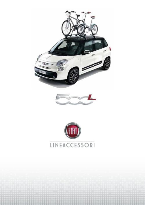Fiat 500LAccessoryBrochure