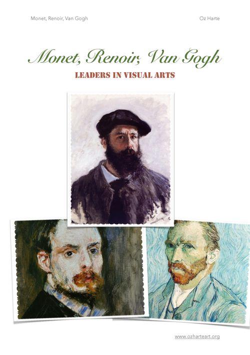 Monet Renoir Van Gogh