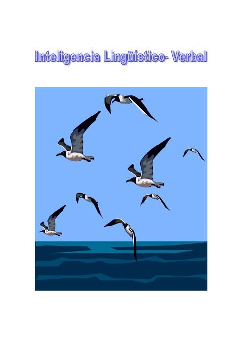Inteligencia Lingüístico- verbal