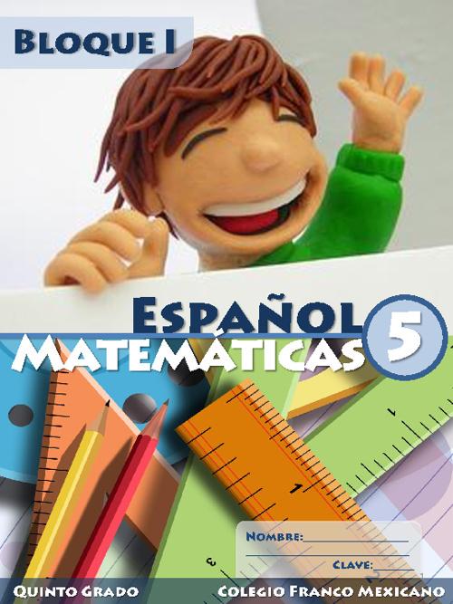 Español 5to Bloque I